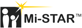 Mi-STAR logo: Michigan Science Teaching and Assessment Reform